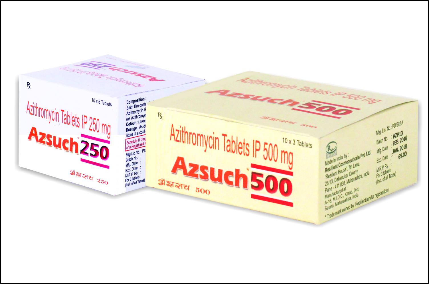 Azsuch 250-500