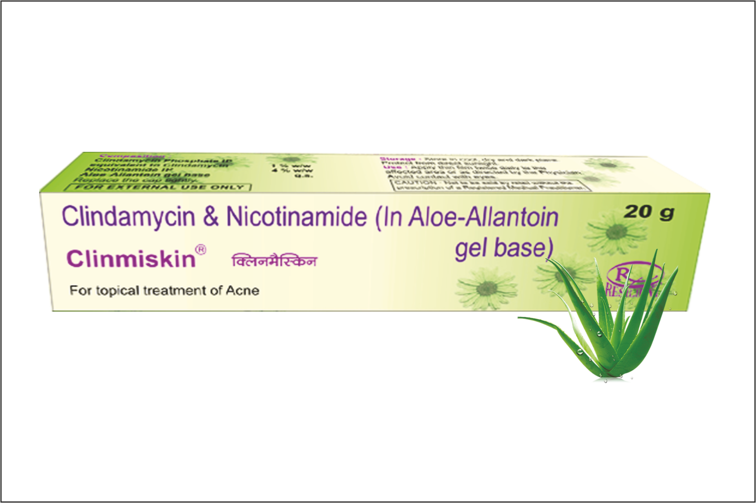Clinmiskin gel