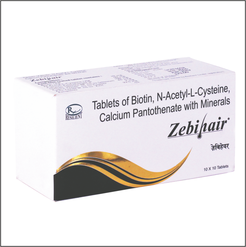 Zebihair tablets