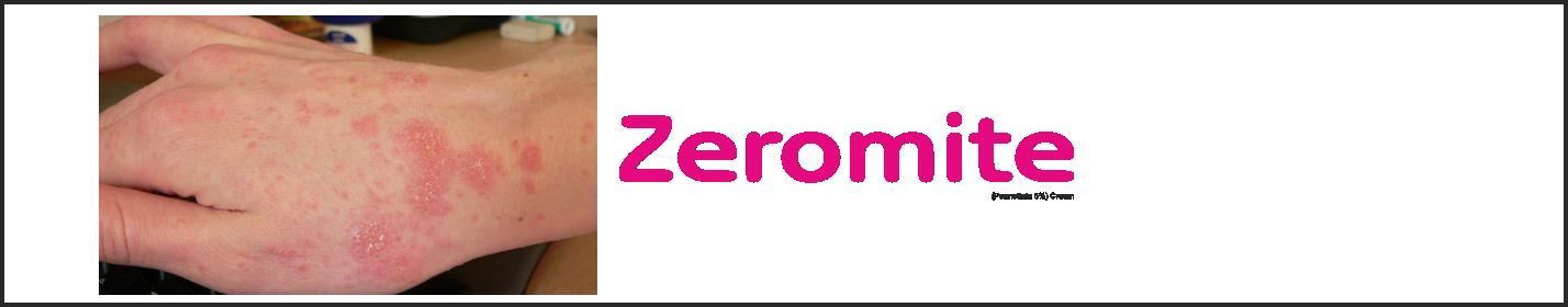 Zeromite Cream Dermatology Resilient Cosmeceuticals