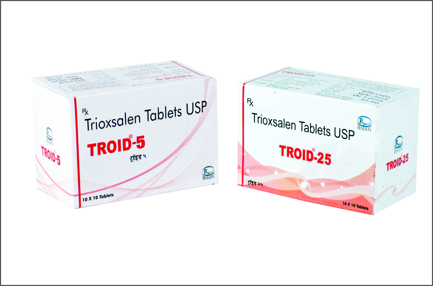 troid 25 tablets